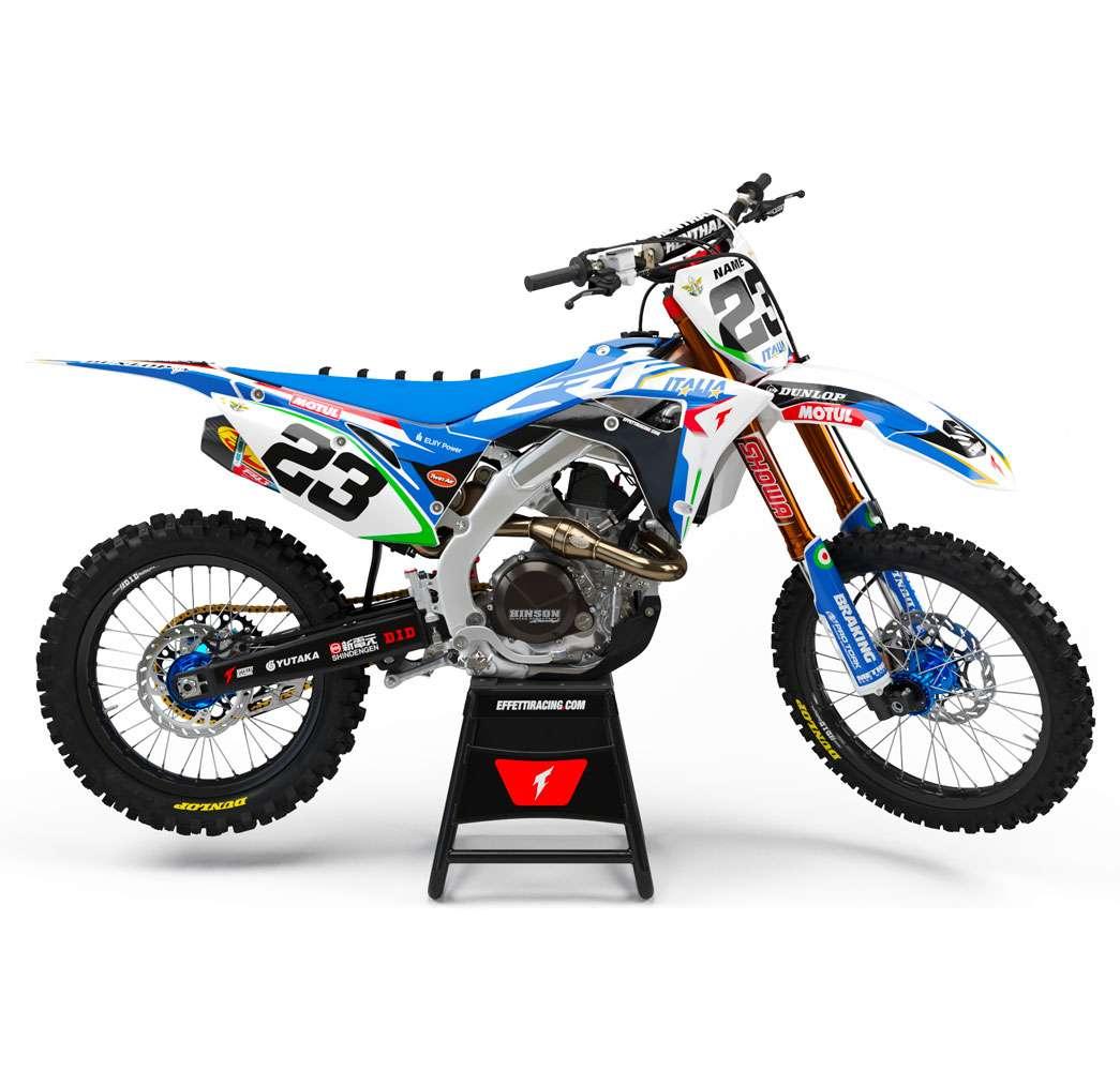 aa5f6099e482f ITALIA - HONDA - Effetti Racing - MX Graphics - Grafiche Motocross - The  Art of Moto